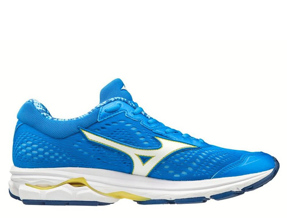 נעליים מיזונו לנשים Mizuno WAVE RIDER 22 BRILLIANT - כחול