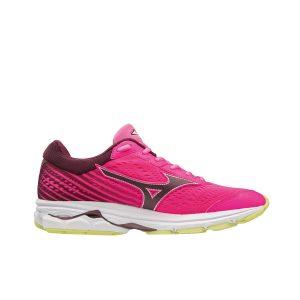 נעליים מיזונו לנשים Mizuno WAVE RIDER 22 - ורוד