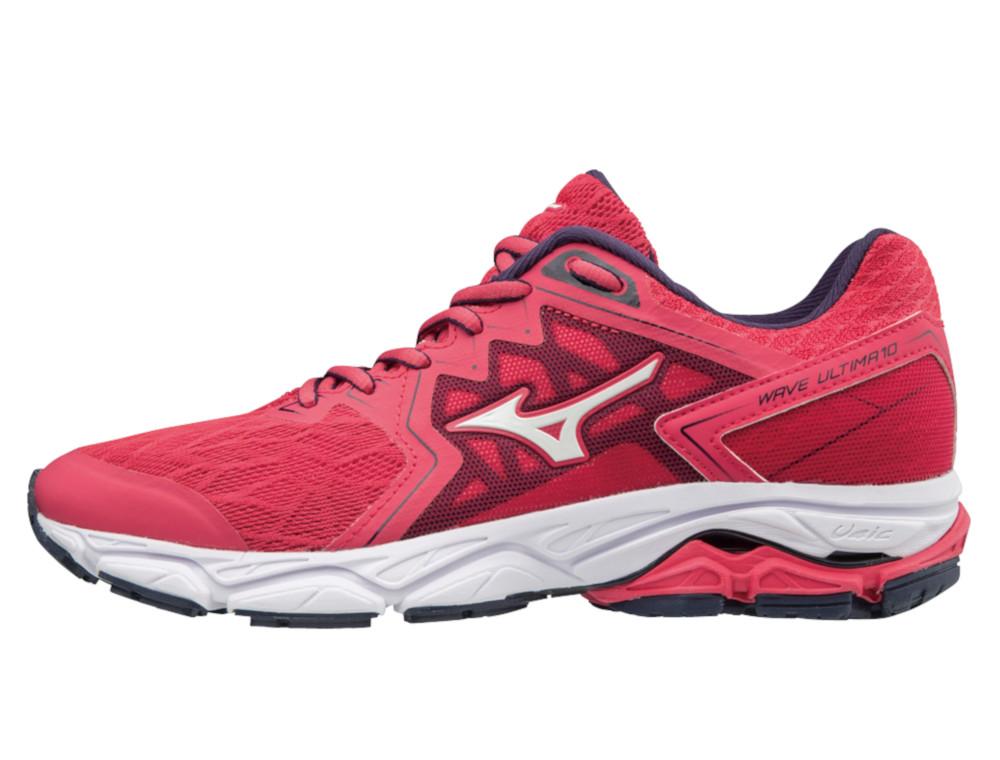 נעליים מיזונו לנשים Mizuno WAVE ULTIMA 10 - אדום