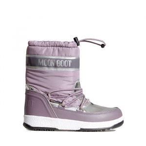 נעליים מונבוט' לנשים Moon Boot Boot Soft WP - סגול