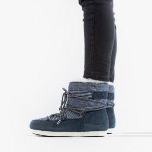 נעליים מונבוט' לנשים Moon Boot Far Side Low Fur - כחול