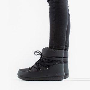 נעליים מונבוט' לנשים Moon Boot Low Nylon WP 2 - שחור