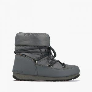 נעליים מונבוט' לנשים Moon Boot Low Nylon WP 2 - אפור
