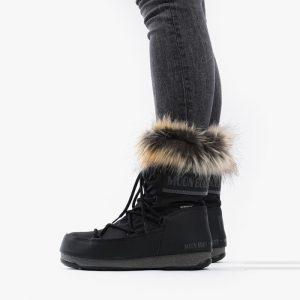 נעליים מונבוט' לנשים Moon Boot Monaco Low WP 2 - שחור