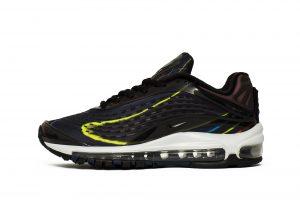 נעליים נייק לנשים Nike Air Max Deluxe - שחור