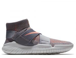 נעליים נייק לנשים Nike BUTY W NIKE FREE RN MOTION FK 2018 - צבעוני כהה