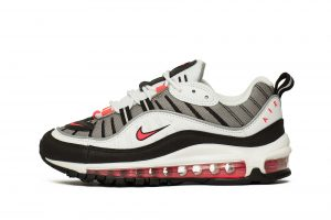 נעליים נייק לנשים Nike W AIR MAX 98 - לבן/אדום