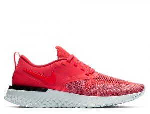 נעליים נייק לנשים Nike W NIKE ODYSSEY REACT 2 FLYKNIT - אדום יין