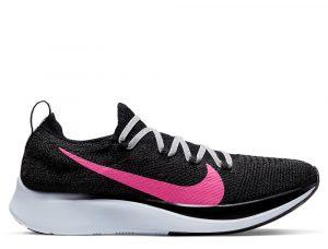 נעליים נייק לנשים Nike W NIKE ZOOM FLY FLYKNIT - שחור/ורוד