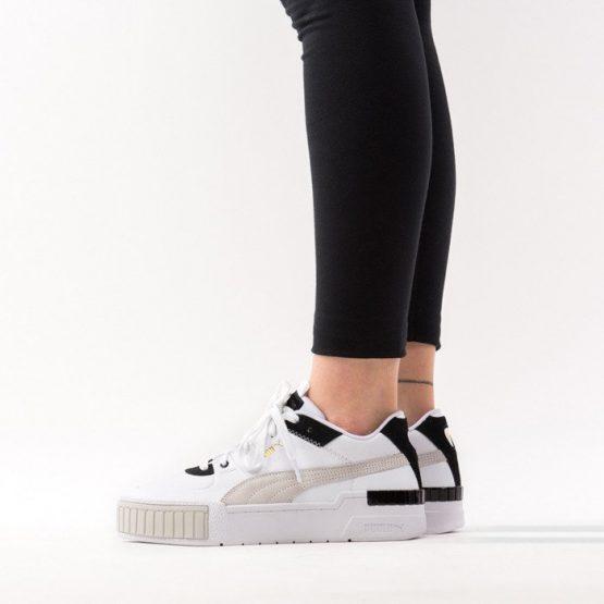 נעליים פומה לנשים PUMA Cali Sport Mix Wns - שחור/לבן