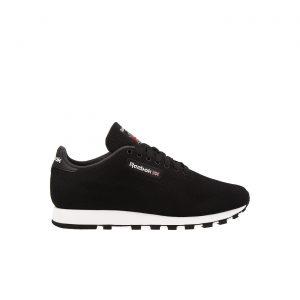 נעליים ריבוק לנשים Reebok CL LEATHER ULTK - שחור/לבן