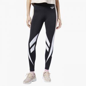 ביגוד ריבוק לנשים Reebok Classic Vector Legging - שחור