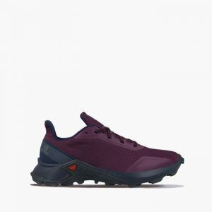 נעלי טיולים סלומון לנשים Salomon Alphacross W - סגול