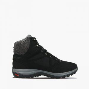 נעליים סלומון לנשים Salomon Ellipse Freeze CS WP - שחור