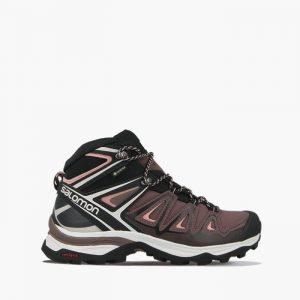 נעליים סלומון לנשים Salomon X Ultra 3 MID Gore-Tex W - שחור