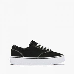 נעליים ואנס לנשים Vans Camden Platform - שחור