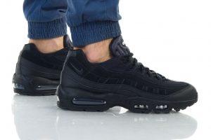 נעליים נייק לגברים Nike AIR MAX 95 - שחור מלא