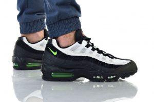 נעליים נייק לגברים Nike AIR MAX 95 - שחור/לבן