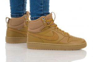 נעליים נייק לנשים Nike COURT BOROUGH MID 2 - חום