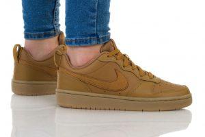 נעליים נייק לנשים Nike COURT BOROUGH LOW 2 - חום