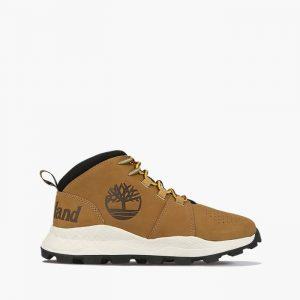 נעליים טימברלנד לגברים Timberland Brooklyn - חום