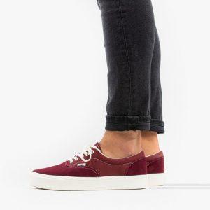 נעליים ואנס לגברים Vans ComfyCush Era - בורדו