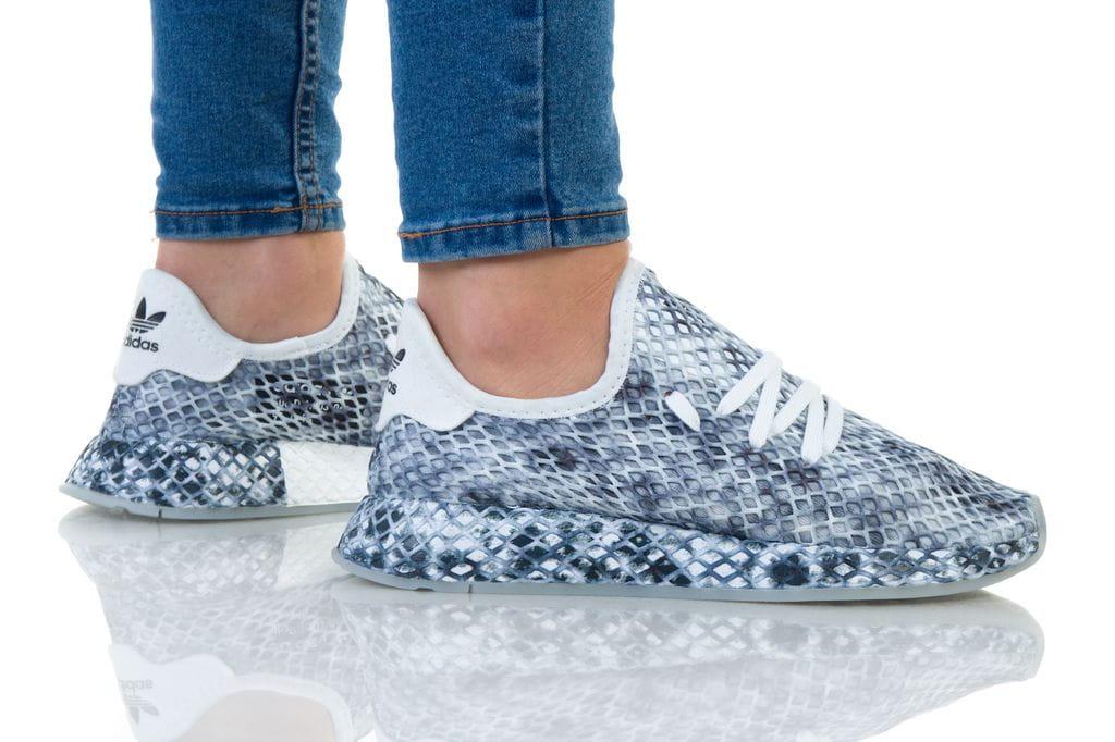 נעליים אדידס לנשים Adidas Deerupt Runner - צבעוני בהיר