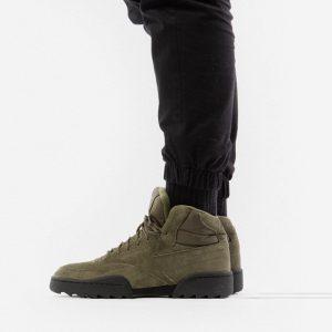 נעלי סניקרס ריבוק לגברים Reebok Exofit Hi Plus Rippleboot - ירוק זית