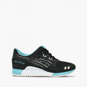 נעליים אסיקס טייגר לגברים Asics Tiger Gellyte Iii - שחור