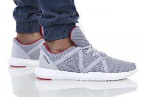 נעליים ריבוק לגברים Reebok REAGO ESSENTIAL - אפור