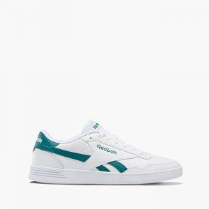 נעליים ריבוק לגברים Reebok ROYAL TECHQUE T - לבן/ירוק