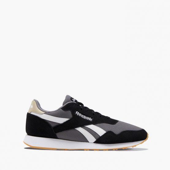 נעלי סניקרס ריבוק לגברים Reebok ROYAL ULTRA - אפור/שחור