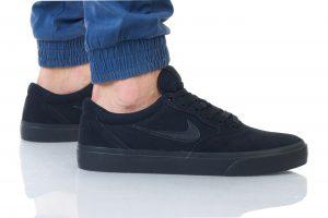 נעלי סניקרס נייק לגברים Nike SB CHRON SLR - שחור