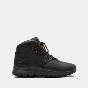 נעליים טימברלנד לגברים Timberland World Hiker - שחור