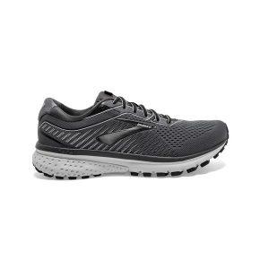 נעליים ברוקס לגברים Brooks Ghost 12 - אפור
