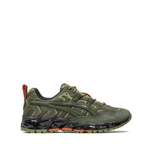 נעליים אסיקס לגברים Asics Gel-Nandi 360 - ירוק
