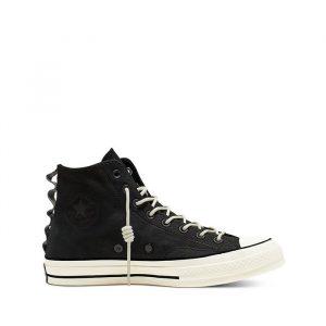 נעליים קונברס לגברים Converse Chuck 70 SP HI - שחור/לבן