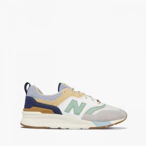 נעליים ניו באלאנס לגברים New Balance 997 - צבעוני בהיר