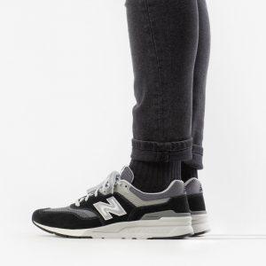 נעליים ניו באלאנס לגברים New Balance 997 - שחור/אפור