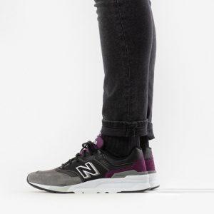 נעליים ניו באלאנס לגברים New Balance 997 - שחור/סגול