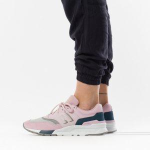 נעלי סניקרס ניו באלאנס לנשים New Balance 997 - ורוד בהיר