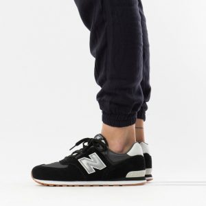נעליים ניו באלאנס לנשים New Balance 574 - שחור