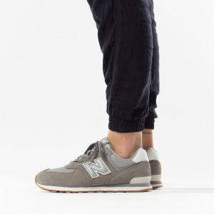 נעליים ניו באלאנס לנשים New Balance 574 - אפור