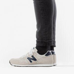 נעליים ניו באלאנס לגברים New Balance 373 - אפור/כחול