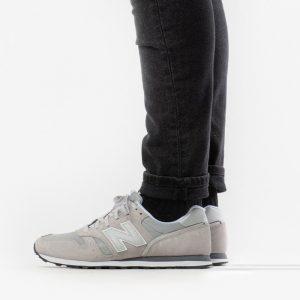 נעליים ניו באלאנס לגברים New Balance 373 - אפור בהיר