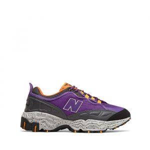 נעליים ניו באלאנס לגברים New Balance 801 - סגול
