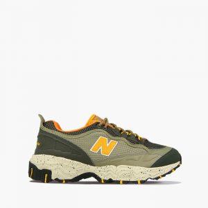 נעליים ניו באלאנס לגברים New Balance 801 - ירוק זית