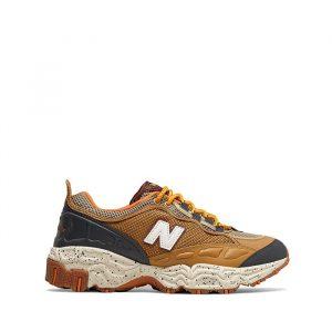 נעליים ניו באלאנס לגברים New Balance 801 - חום