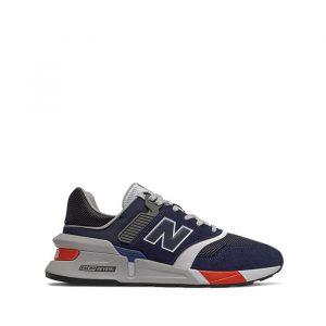 נעליים ניו באלאנס לגברים New Balance 997 - כחול כהה