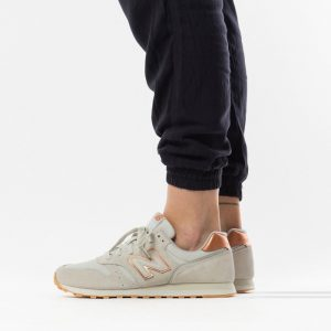 נעליים ניו באלאנס לנשים New Balance 373 - אפור בהיר